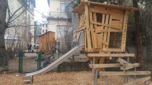 Spielplatz 1.3- international bilingual montessori school - Frankfurt