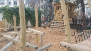 Spielplatz 1.1- international bilingual montessori school - Frankfurt