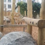 Spielplatz 1 - international bilingual montessori school - Frankfurt