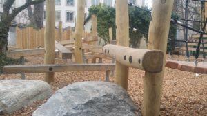 Spielplatz 1 - international bilingual montessori school - Frankfurt