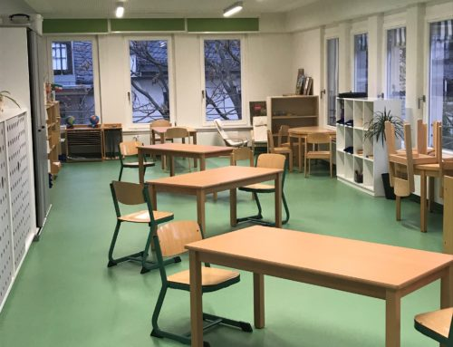 So sehen die Schulräume aus